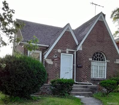 15403 Ferguson Street, Detroit, MI 48227 - MLS#: 219073004