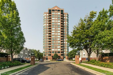3320 Spinnaker Lane UNIT 10-E, Detroit, MI 48207 - MLS#: 219073259