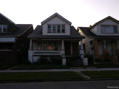 19248 Revere Street, Detroit, MI 48234 - MLS#: 219073409