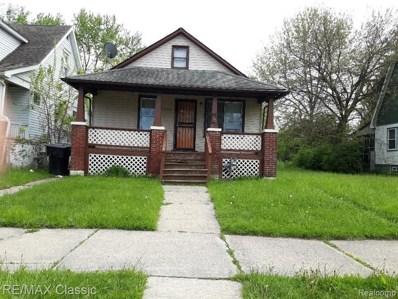 14292 Chelsea Street, Detroit, MI 48213 - MLS#: 219074676