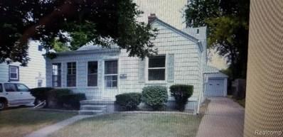 19669 Washtenaw Street, Harper Woods, MI 48225 - MLS#: 219075094