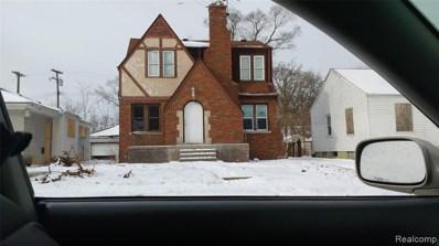 15325 Fielding Street, Detroit, MI 48223 - MLS#: 219075217