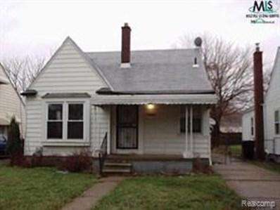 15848 Eastburn Street, Detroit, MI 48205 - MLS#: 219075543