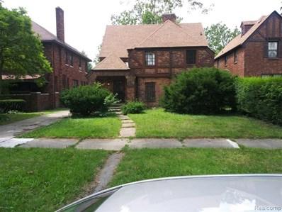 12733 Broadstreet Avenue, Detroit, MI 48238 - MLS#: 219075631