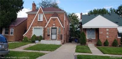 11372 Whitcomb Street, Detroit, MI 48227 - MLS#: 219076400