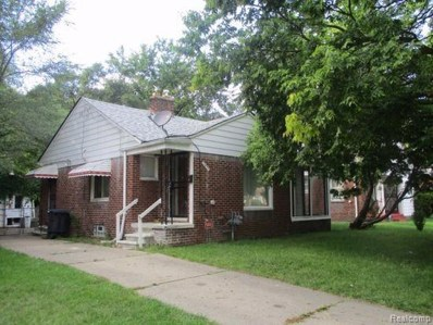 19433 Fielding Street, Detroit, MI 48219 - MLS#: 219076512