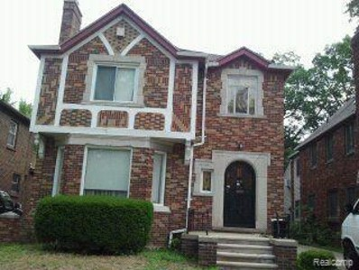 18058 Greenlawn Street, Detroit, MI 48221 - MLS#: 219078212