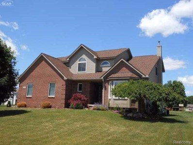 1158 Deer Creek Trail S, Grand Blanc Twp, MI 48439 - MLS#: 219078440