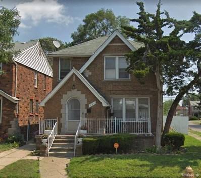 16500 Birwood Street, Detroit, MI 48221 - MLS#: 219078640