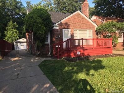 5990 Radnor Street, Detroit, MI 48224 - MLS#: 219078715