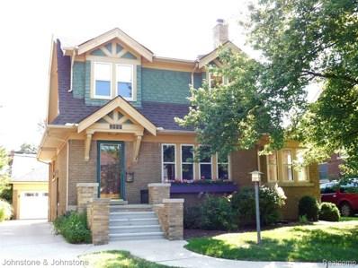 1440 Grayton Street, Grosse Pointe Park, MI 48230 - MLS#: 219078740