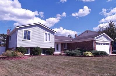 17651 Brentwood Drive N, Riverview, MI 48193 - MLS#: 219078921