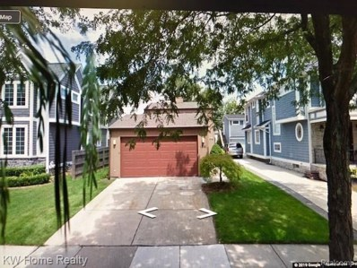 1641 Webster Street, Birmingham, MI 48009 - MLS#: 219078952
