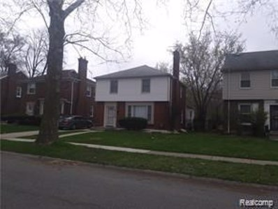 16708 Avon Avenue, Detroit, MI 48219 - MLS#: 219079649