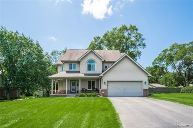 4522 River Hills Court, Brighton Twp, MI 48114 - #: 219079677