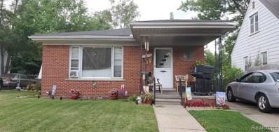 19027 Tireman Street, Detroit, MI 48228 - MLS#: 219080296
