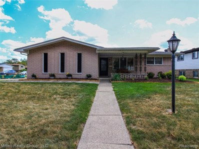 4662 Pickwick Drive, Sterling Heights, MI 48310 - #: 219080312
