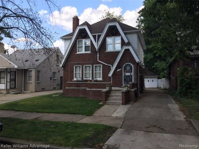 4112 Three Mile Street, Detroit, MI 48224 - MLS#: 219081266