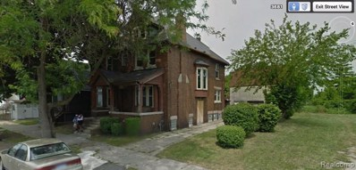 3681 Superior Street, Detroit, MI 48207 - MLS#: 219081834