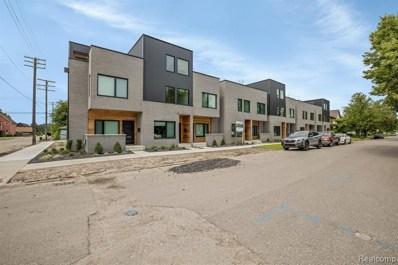3303 Cochrane Street UNIT 8, Detroit, MI 48208 - MLS#: 219081949