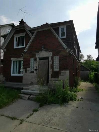 11834 Wisconsin Street, Detroit, MI 48204 - MLS#: 219082293