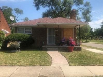 19700 Fairport Street, Detroit, MI 48205 - MLS#: 219082555