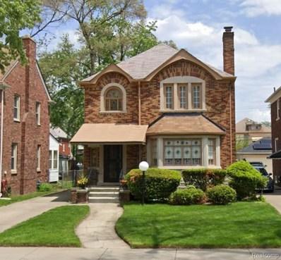 17386 Cherrylawn Street, Detroit, MI 48221 - MLS#: 219082630