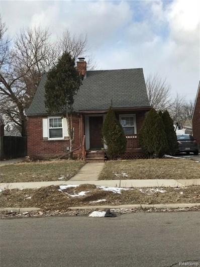 16081 Bringard Drive, Detroit, MI 48205 - MLS#: 219082715