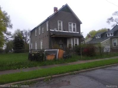 944 W Alexandrine Street, Detroit, MI 48201 - MLS#: 219083587