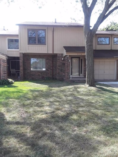 3118 Woods Circle Circle, Detroit, MI 48207 - MLS#: 219083599