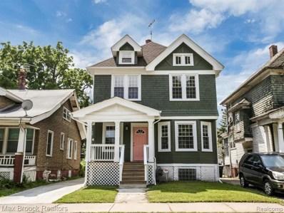 3487 Fischer Street, Detroit, MI 48214 - MLS#: 219083644