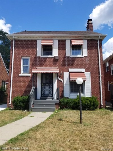 18980 Cherrylawn Street, Detroit, MI 48221 - MLS#: 219083983