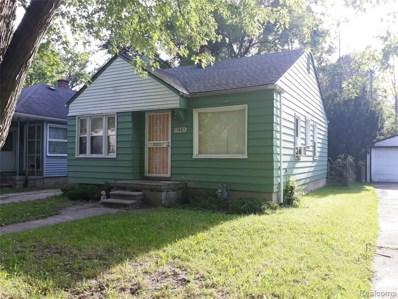15885 Bentler Street, Detroit, MI 48223 - MLS#: 219084200