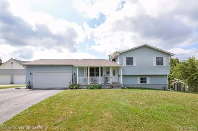 1285 W Cook Road, Mundy Twp, MI 48439 - MLS#: 219084707