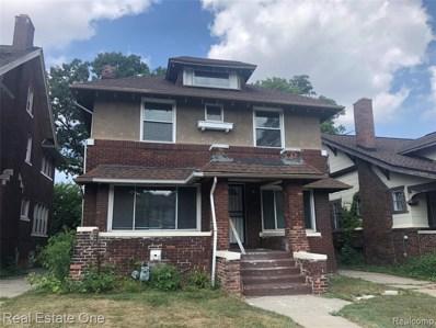 2454 Virginia Park Street, Detroit, MI 48206 - MLS#: 219084738