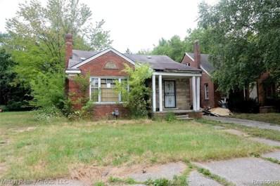 15484 Park Grove Street, Detroit, MI 48205 - MLS#: 219084742