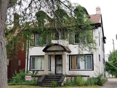 76 Louise Street, Highland Park, MI 48203 - MLS#: 219084796