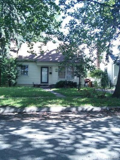 19504 Montrose Street, Detroit, MI 48235 - MLS#: 219084804