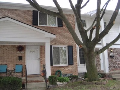 13812 Bonington Drive, Sterling Heights, MI 48312 - MLS#: 219084812