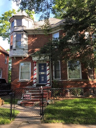 333 Woodland Street, Detroit, MI 48202 - #: 219084961