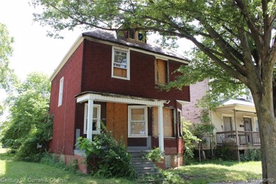 4862 Roosevelt Street, Detroit, MI 48208 - MLS#: 219085761