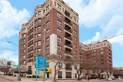 2900 E Jefferson Avenue UNIT A802, Detroit, MI 48207 - MLS#: 219086099