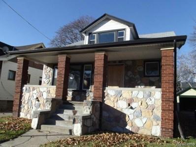 12755 Washburn Street, Detroit, MI 48238 - MLS#: 219086117
