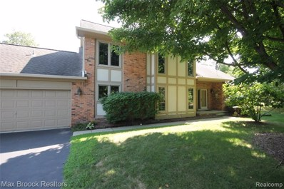 4034 Willoway Place Drive, Bloomfield Twp, MI 48302 - #: 219086478