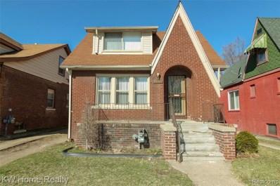 15487 Monte Vista Street, Detroit, MI 48238 - MLS#: 219086523