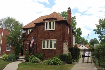 16824 Westmoreland Road, Detroit, MI 48219 - MLS#: 219087046
