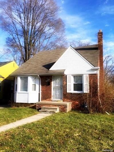 19150 Stahelin Avenue, Detroit, MI 48219 - MLS#: 219087795