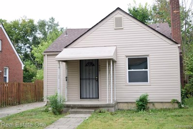 16591 Avon Avenue, Detroit, MI 48219 - MLS#: 219088361