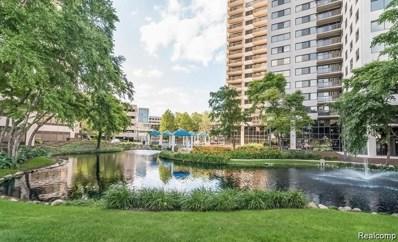 300 Riverfront UNIT 16C, Detroit, MI 48226 - MLS#: 219088741
