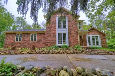 941 Pine Thistle Lane, Bloomfield Twp, MI 48302 - #: 219089376